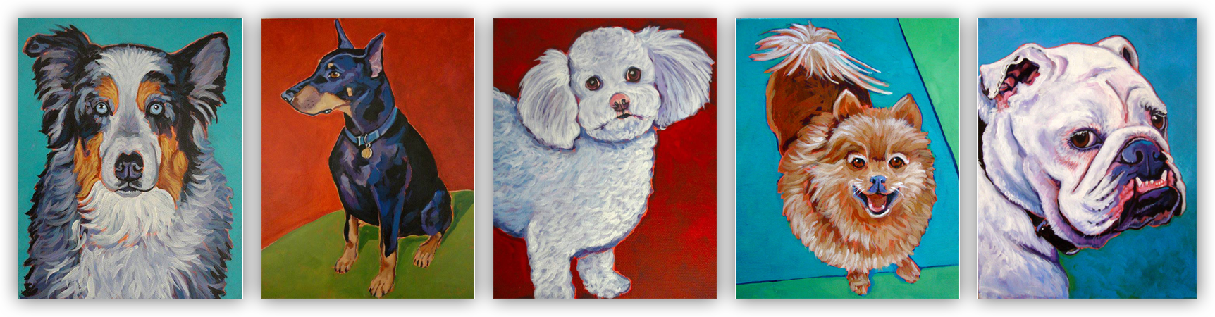 Pet Portraits By: Ronda Ahrens